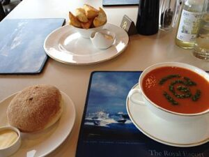 Edinburgh - Royal Yacht Britannia Soup_opt