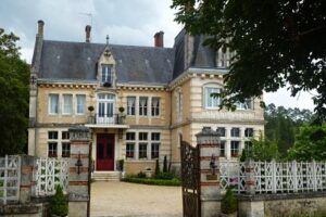Chateau Villars – amazing gluten free in France