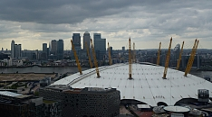 The O2 Stadium – Greenwich