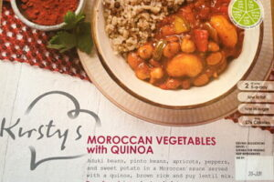Kirsty's ready meals – gluten free and dairy free