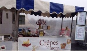 gluten free crepes Mayfair