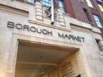 Borough Market gluten free – lunch AND cake!