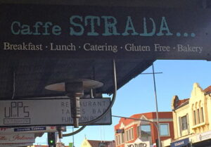 Caffe Strada Ivanhoe sign_opt
