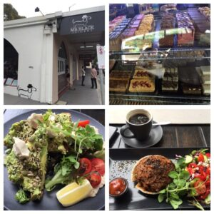 gluten free lunch Berwick