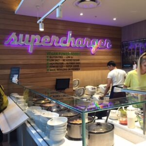 Supercharger gluten free melbourne vegan