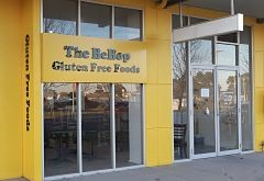 The BeBop gluten free shop South Morang