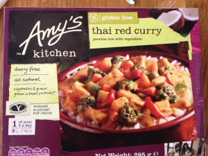 Amy's Thai Curry