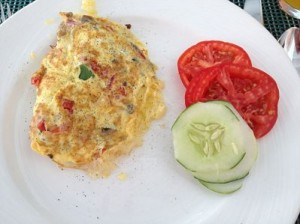 Colony Club breakfast omelette_opt