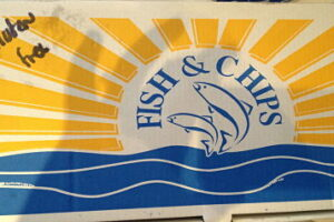 Brixham gluten free fish and chips