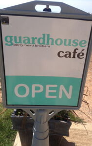 Guardhouse cafe sign_opt