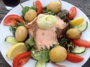The Fortescue Inn salad_opt
