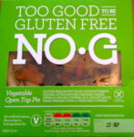 NO.G – gluten free savoury products