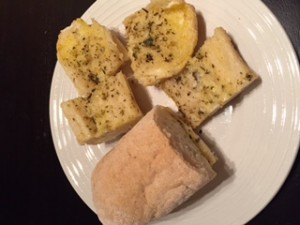 GF4U Garlic bread pieces