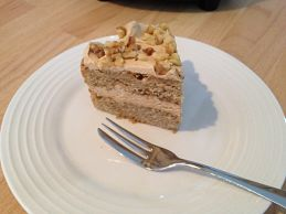 M&S Coffee & Walnut cake slice_opt