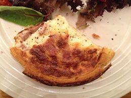 M&S Quiche plated_opt