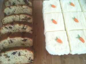 Kind Food banana loaf carrot cake_opt