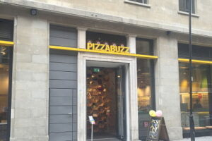 Pizza Buzz – gluten free pizza in London *closed*