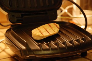 Electric Frying Pan Chicken Breast