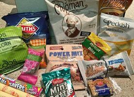 Gluten free travelling – emergency food supplies from Oz