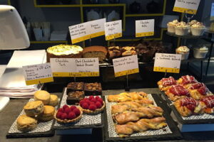 Beyond Bread – gluten free bakery London