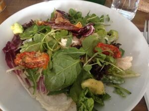 Zizzi's gluten free chicken salad_opt