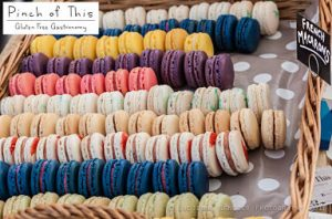 gluten free Macaroons London