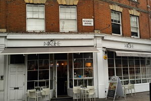 Niche gluten free restaurant – a haven for London coeliacs!