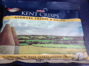 BA flight to Brussels crisps_opt