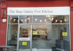 The Busy Gluten Free Kitchen shop_opt