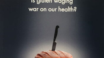 Book review:  Gluten Attack: Is gluten waging war on our health?