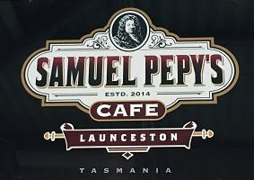 Samuel Pepy's 100% gluten free cafe – Launceston, Tasmania
