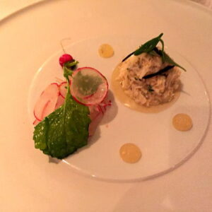 Pollen St Crab salad_opt