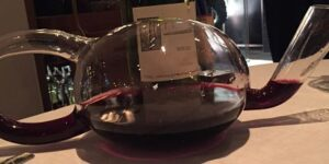 Pollen St wine decanter_opt