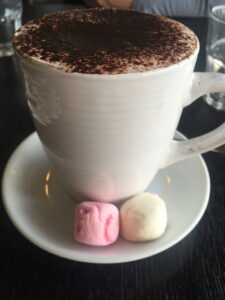 Caffe Strada Hot Chocolate