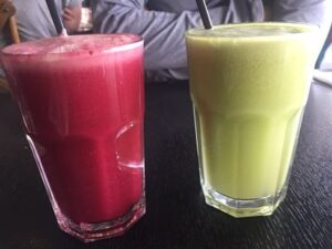Caffe Strada juices_opt