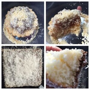 Evie's tart & lamington_opt