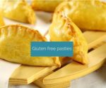 Gluten free pasties around the UK