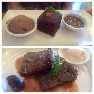 gluten free Sticky date pudding Melbourne