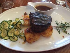 gluten free steak melbourne