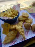 Gluten free fish and chips in Northcote – Sweet Salt
