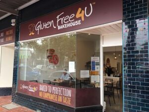 Gluten free bakery in Geelong