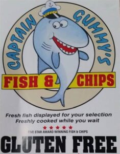 gluten free fish and chips Frankston