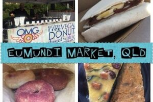 Gluten free at Eumundi Markets –  Queensland