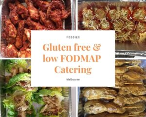 low FODMAP catering Melbourne