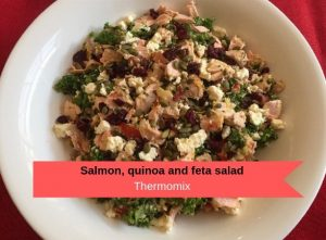 thermomix salmon salad