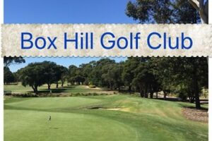 Box Hill Golf Club bistro gluten free