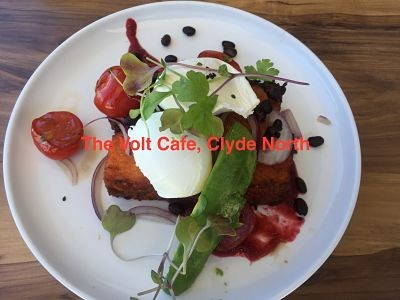 The Volt Cafe in Clyde North (Melbourne) - The Coeliac Plate