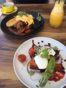 gluten free brunch near Cranbourne