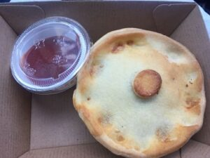 gluten free meat pie Mornington