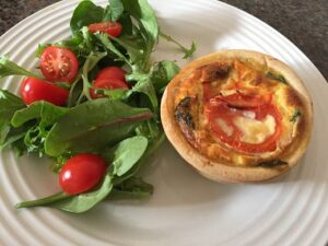 gluten free quiche Mornington